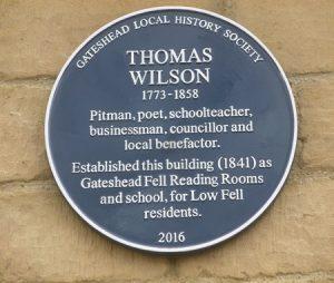 Thomas Wilson BP