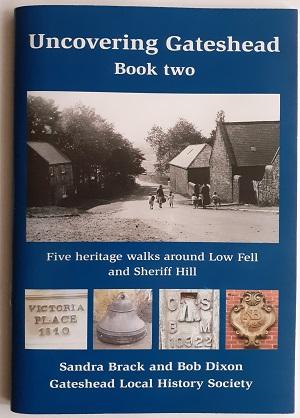 uncovering gateshead book 2 cover