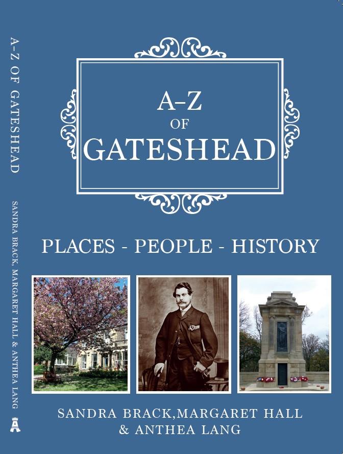 a-z of gateshead book cover